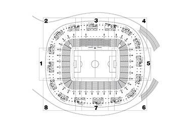 Allianz Arena Sitzplan Reihen